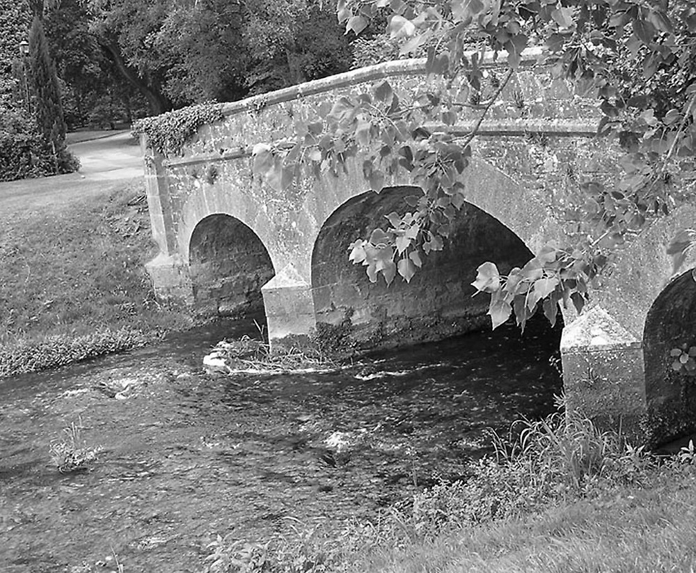 stone bridge by JenniferJW