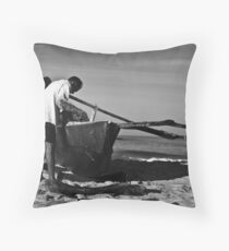 The light of the body is the eye: if therefore thine eye be single, thy whole body shall be full of light. Throw Pillow