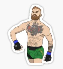 Pegatina Conor McGregor | UFC