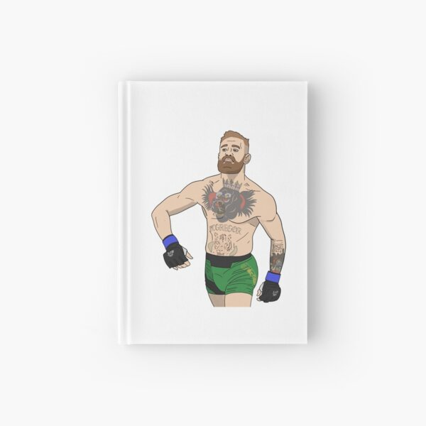 Conor McGregor | UFC Hardcover Journal