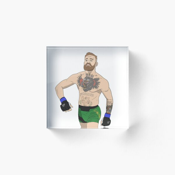 Conor McGregor | UFC Acrylic Block