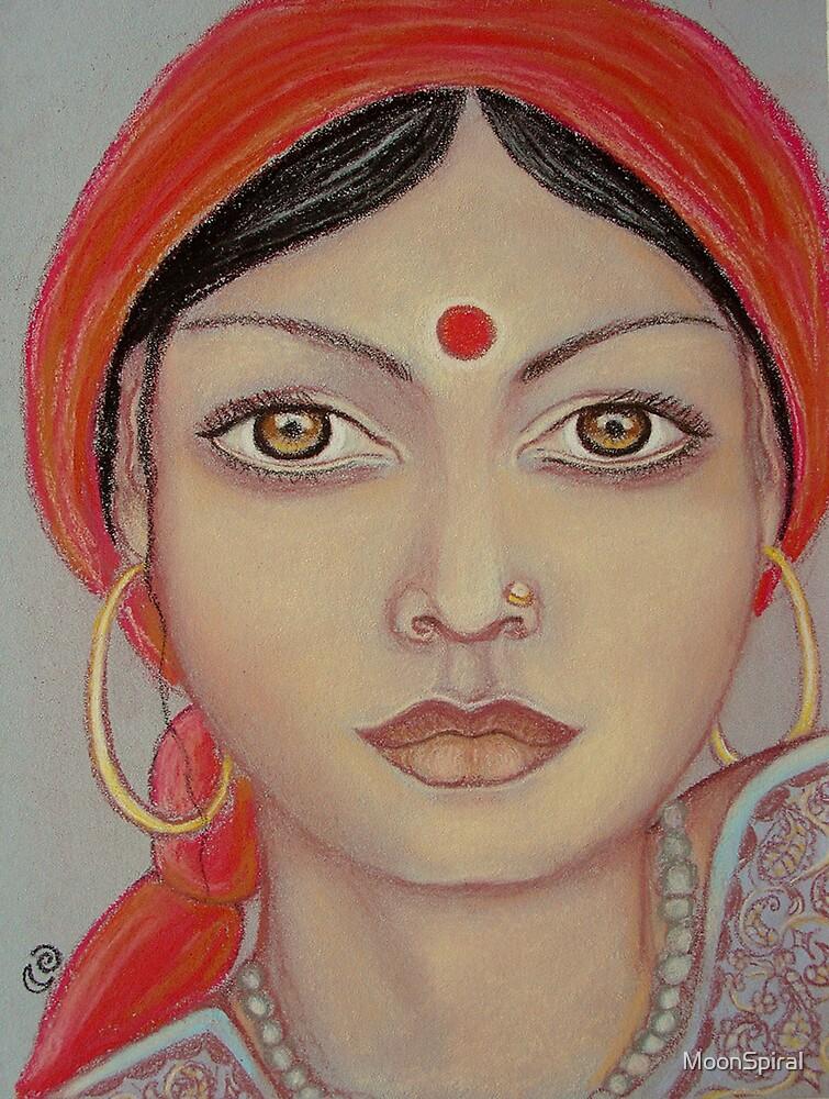 Bindi by MoonSpiral