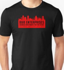 The Wire - B&B Enterprises - Red T-Shirt