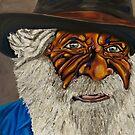 Tjuntjunjarra Man by Lisa Bussett