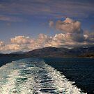 Leaving  Tarbet by Alexander Mcrobbie-Munro