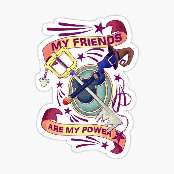 friendship <3  Sticker