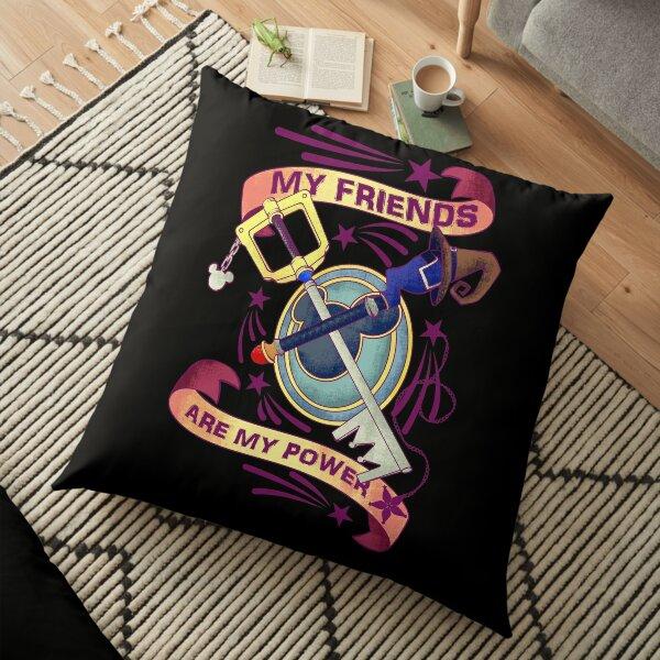 friendship <3  Floor Pillow
