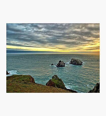 Le Estac - Alderney Photographic Print