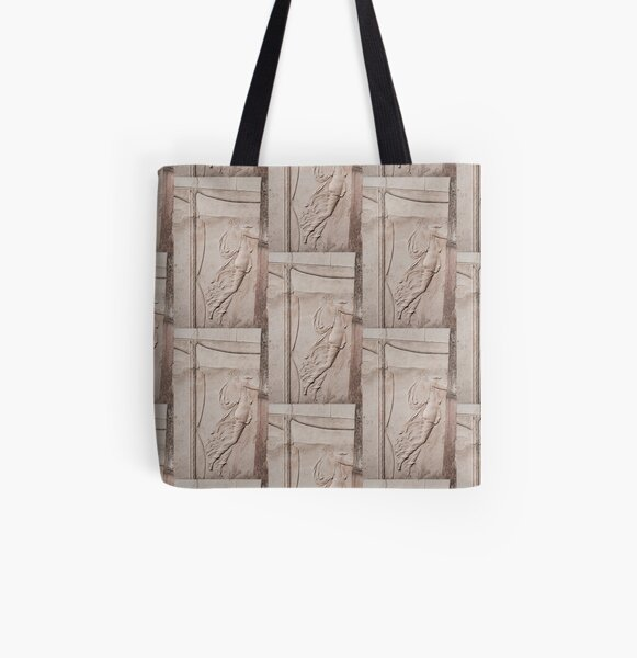 Classical woman All Over Print Tote Bag