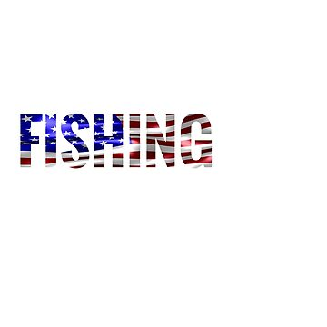 Eat Sleep Fishing Repeat Patriotic Fishing USA American Flag Funny Gift Shirt by UrbanHype