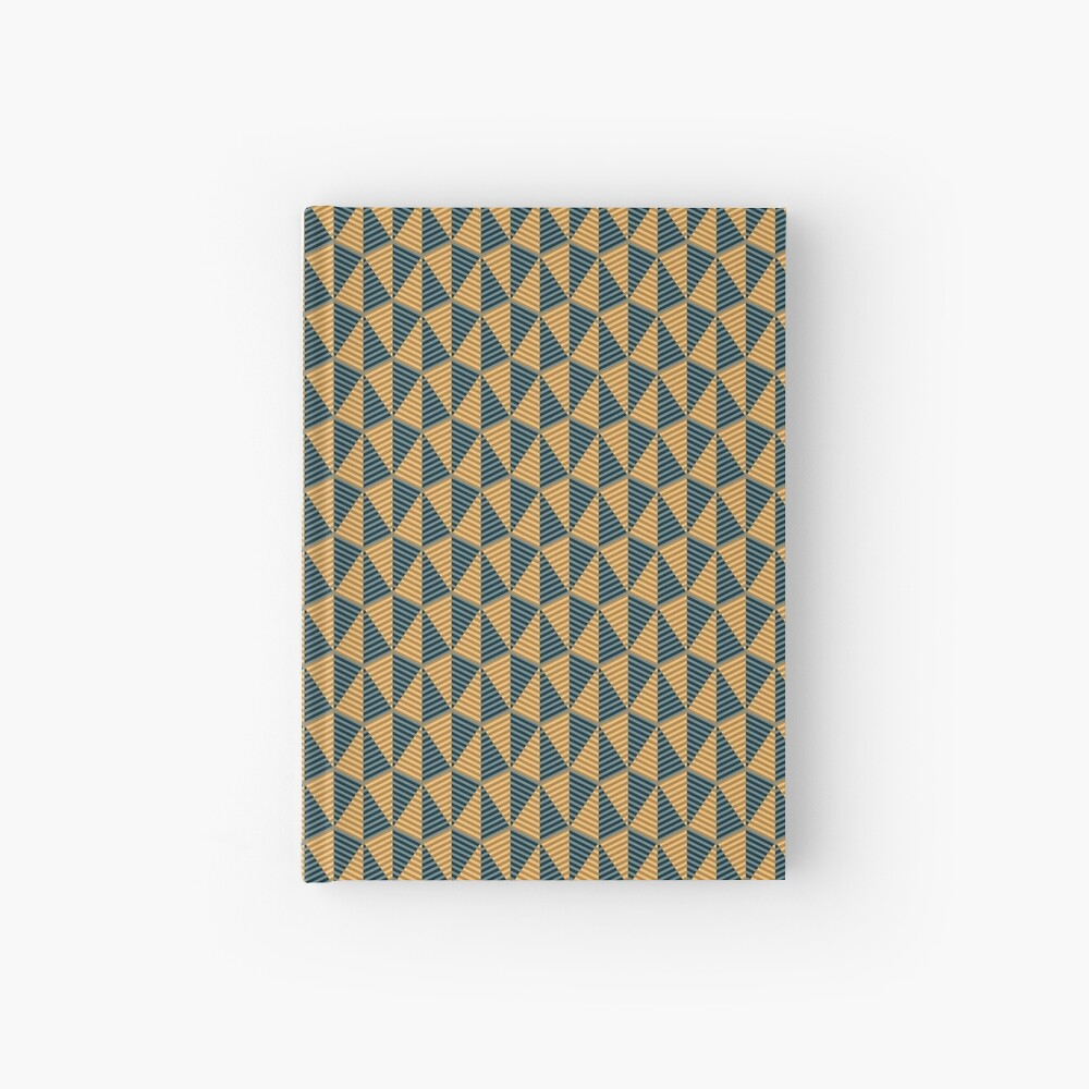 Egypt day and night - mysterious pyramids Hardcover Journal