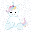 Cute Unicorn Pattern! by JustTheBeginning-x (Tori)