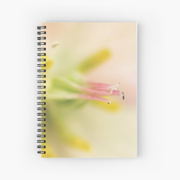 The Tip of Beauty Spiral Notebook