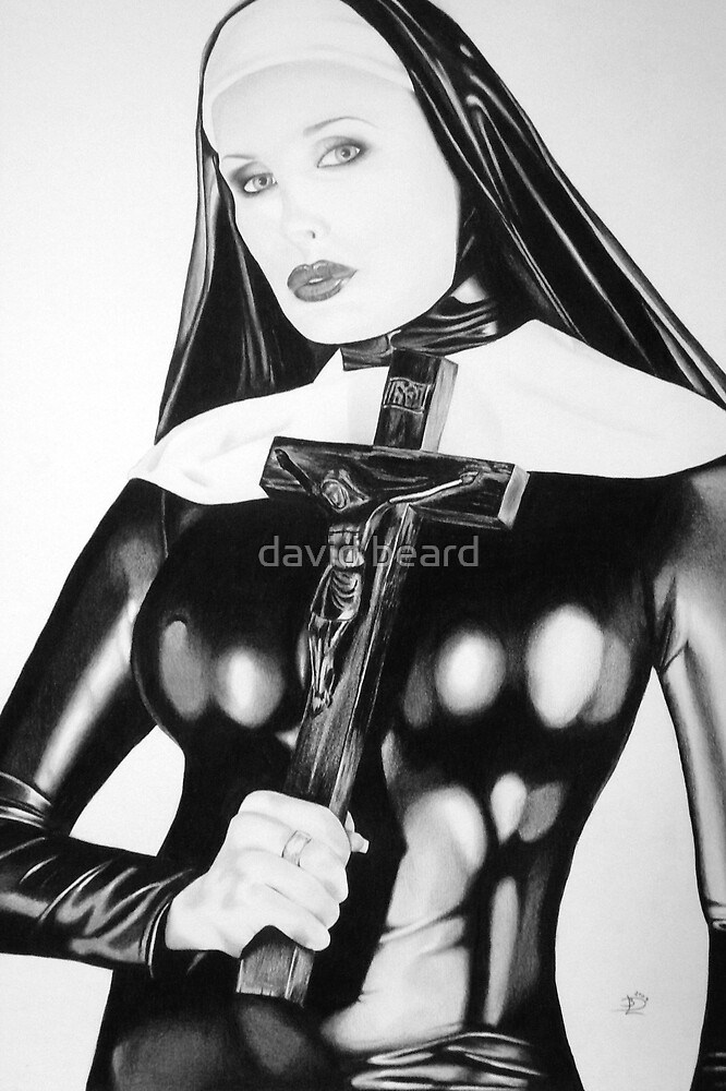 fetish nun by eroticrealism