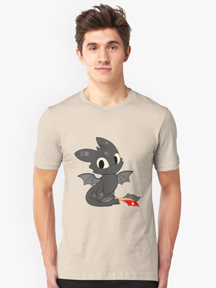 Little Dragon Unisex T-Shirt Front