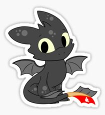 Little Dragon Sticker