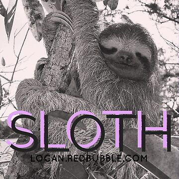 SLOTH | Pink by Locan