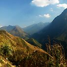 Tam Duong area of North West Vietnam by Bev Pascoe