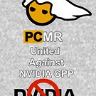 PCMR  United Against NVIDIA GPP by dadyal
