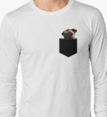 Pug Pocket T-Shirt