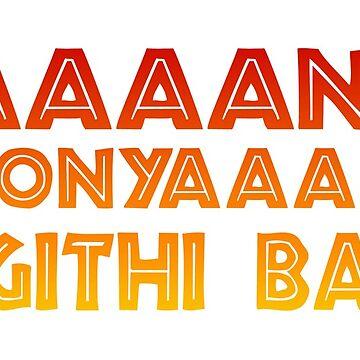 """Lion King Opening Chant """"Nants ingonyama bagithi baba"""" by luffans"""