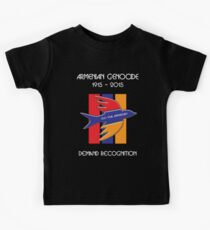 Armenian Genocide 100 Year Anniversary Peace Dove Kids Clothes