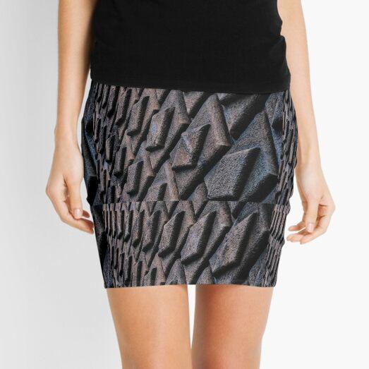 Dragon scale. Mini Skirt