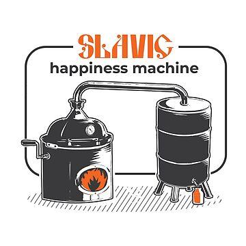 Slavic Happiness Machine by radvas