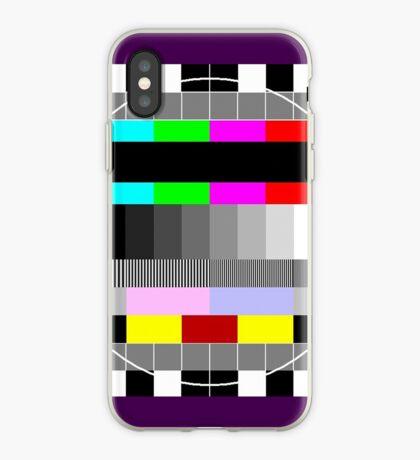 Test Tee iPhone Case