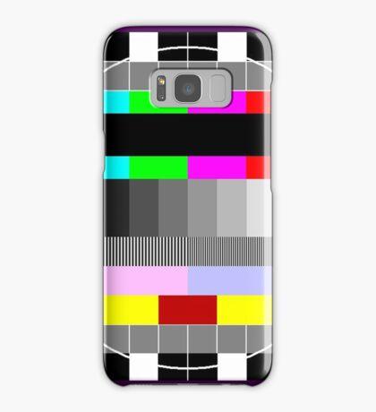 Test Tee Samsung Galaxy Case/Skin