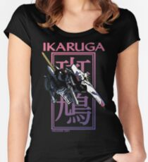 Ikaruga Women's Fitted Scoop T-Shirt