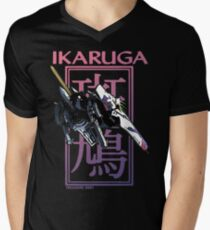 Ikaruga Men's V-Neck T-Shirt