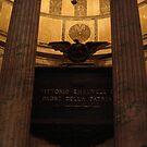PANTHEON - Savoia's Grave by Daniela Cifarelli
