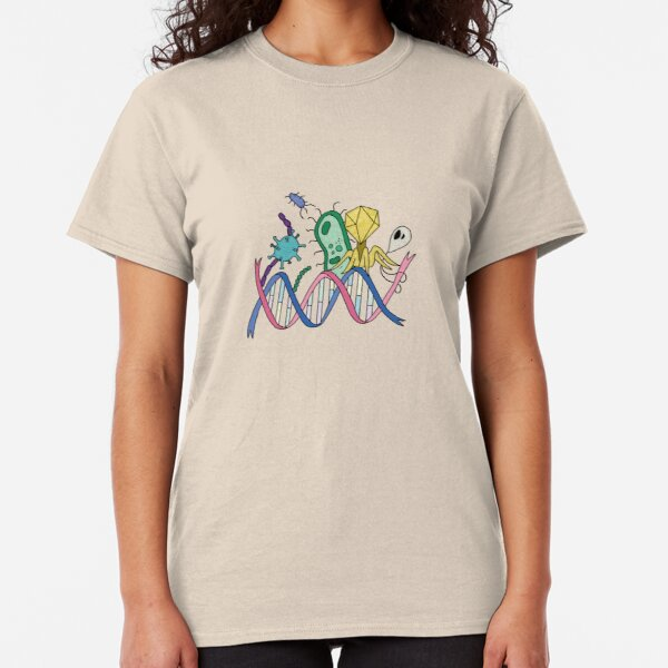 Microbiology Classic T-Shirt