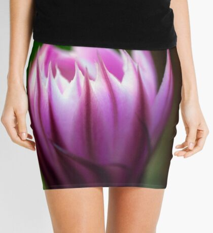 Cactus Bud Mini Skirt