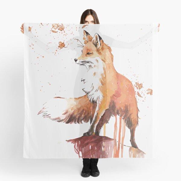 Beautiful Fox Scarf