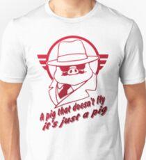 Red Pig  Unisex T-Shirt