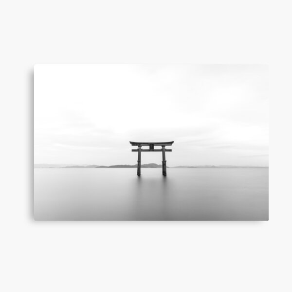 Japanese Gate Canvas Print