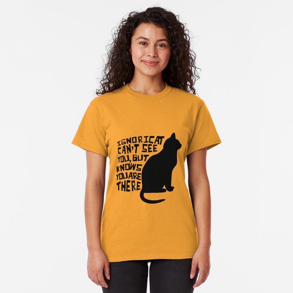Ignoricat Classic T-Shirt