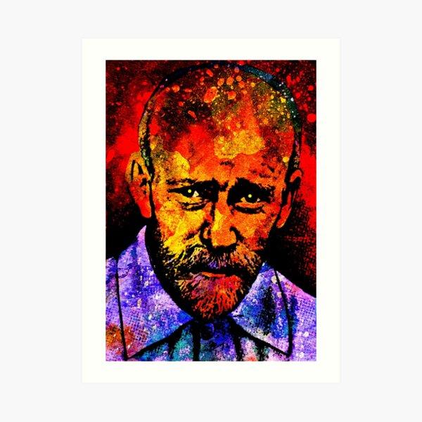 Janusz Korczak Art Print