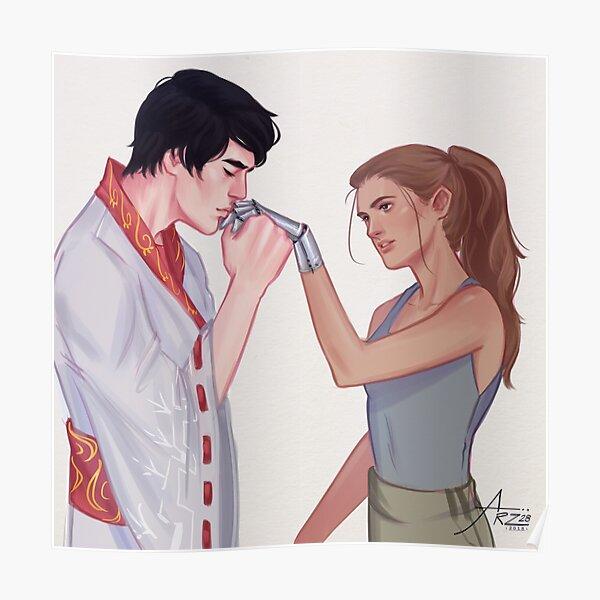 Kai & Cinder Poster