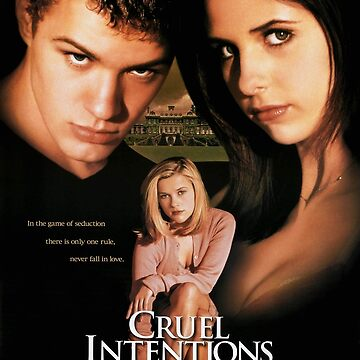 Cruel intentions poster by Dylannn