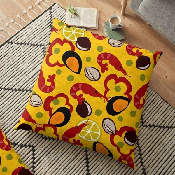 Paella Floor Pillow