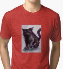 Boris. Tri-blend T-Shirt