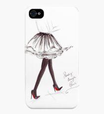 Vinilo o funda para iPhone Paseando por París
