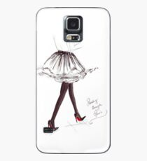 Strolling Through Paris Case/Skin for Samsung Galaxy