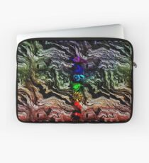 Yoga Chakra Pants Laptop Sleeve