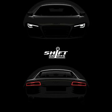 Shift Shirts Quattro Night – R8 by ShiftShirts
