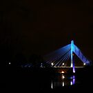 Bridge @ Drogheada Co Louth. by Finbarr Reilly