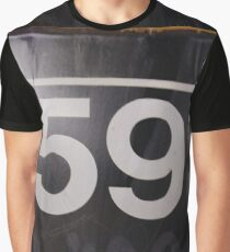 Number, Building, Technopunk, Steampunk, Cyberpunk Graphic T-Shirt